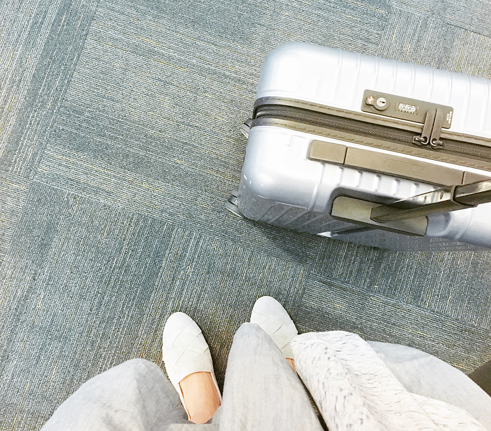 My favourite suitcase & travel gear
