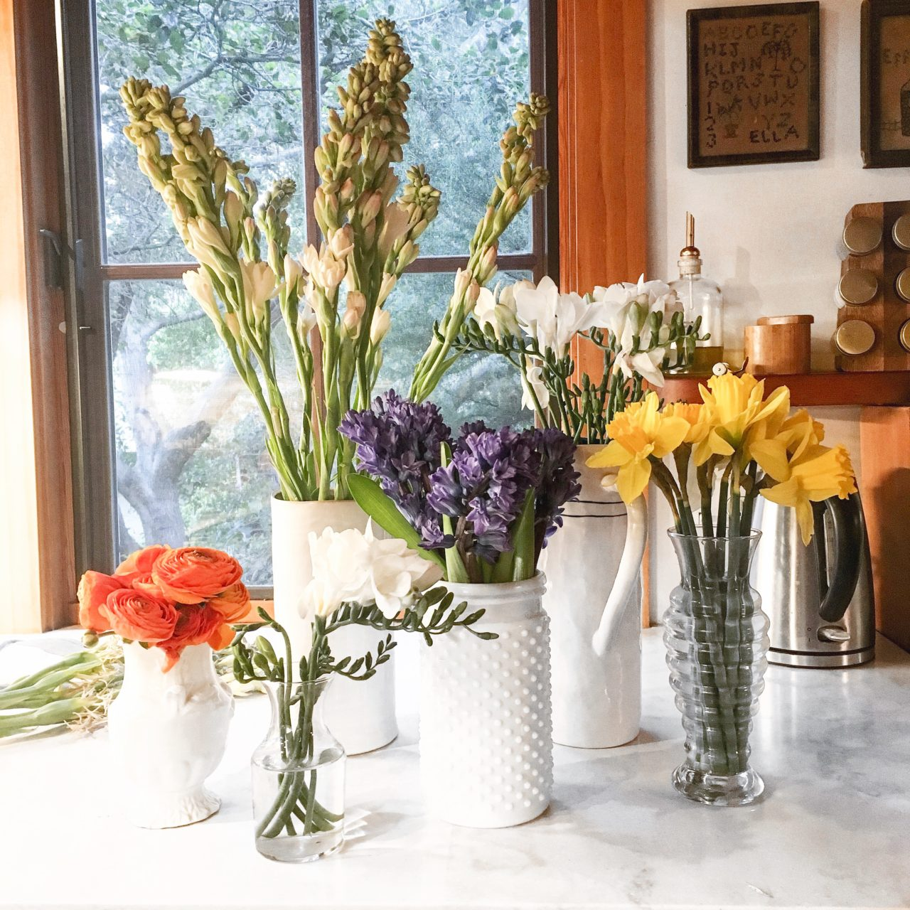 Flowers for Hygge House