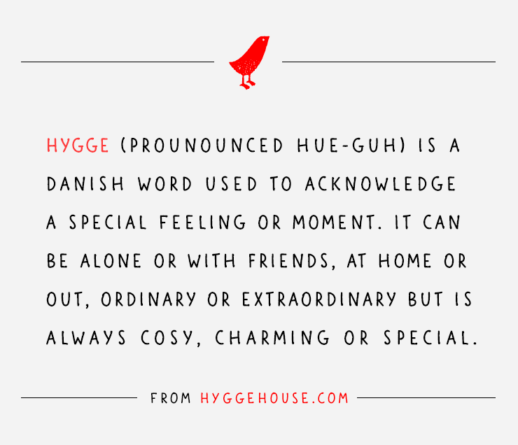 What is hygge & how do you pronounce it? HyggeHouse.com