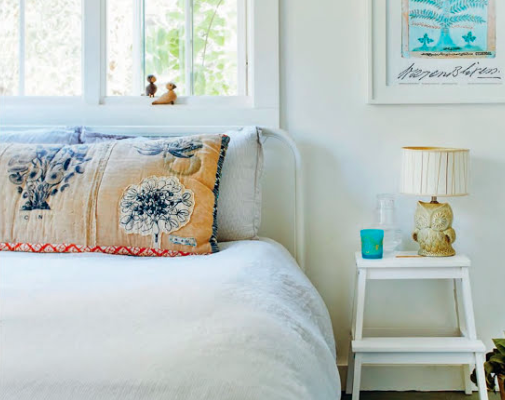 Topanga Canyon Hygge House Guest Room