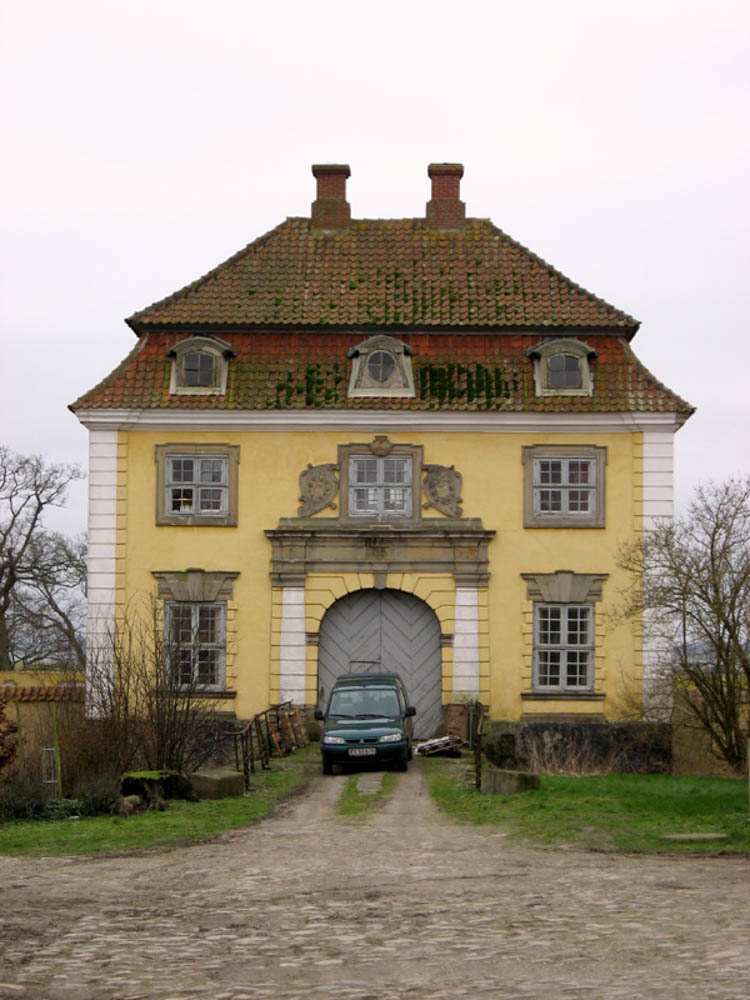 Selso Slot (Castle) in Denmark on Hygge House
