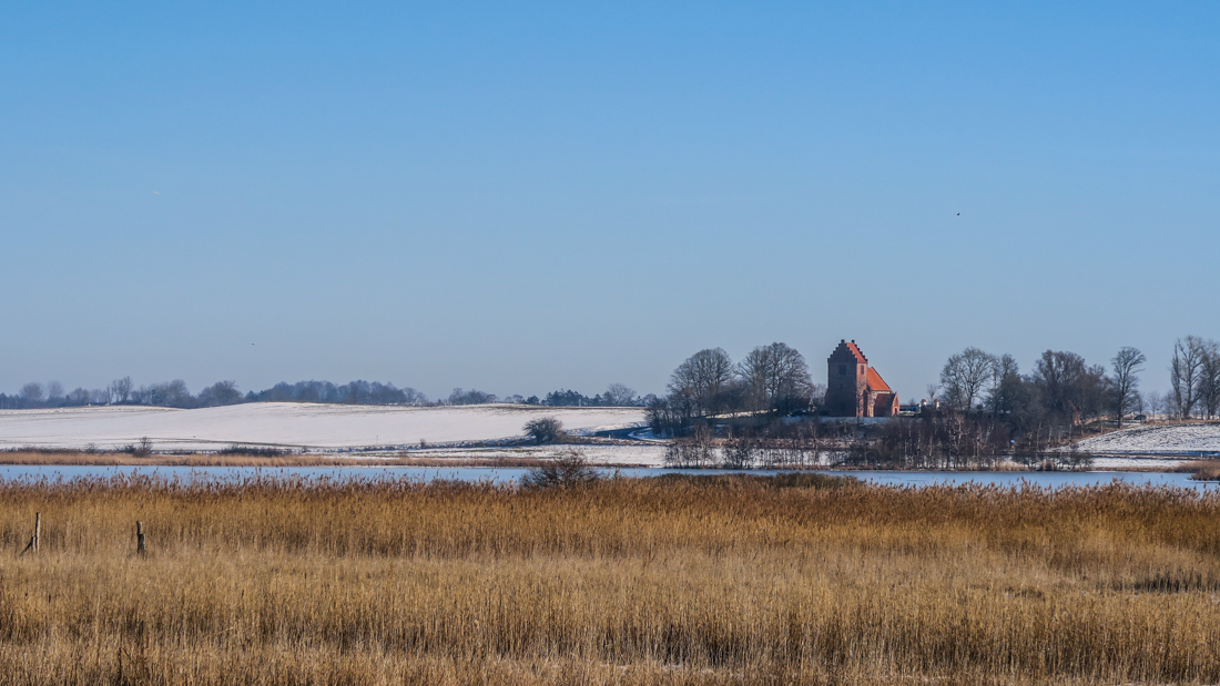 Selso Kirke (Church) in Denmark on Hygge House