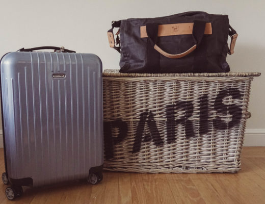 Packing for Paris France