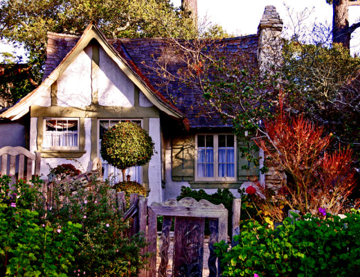 Hansel Cottage Carmel
