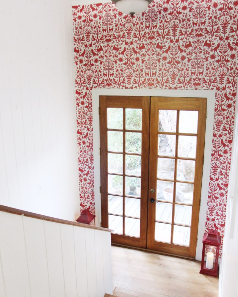 Hygge House Wallpaper