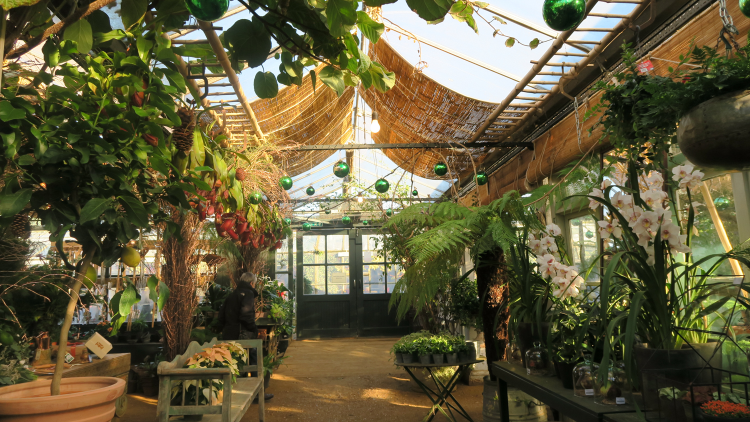 Petersham Nurseries on Hygge House